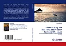 Capa do livro de Ocean Literacy and Reasoning about Ocean Socioscientific Issues
