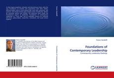 Bookcover of Foundations of Contemporary Leadership