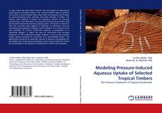 Capa do livro de Modeling Pressure-Induced Aqueous Uptake of Selected Tropical Timbers