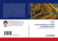 Device Modeling in CMOS Integrated Circuits的封面
