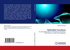 Bookcover of Refinable Functions