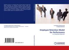 Bookcover of Employee Retention Model for Performance