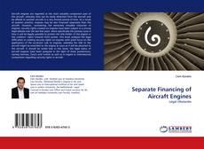 Copertina di Separate Financing of Aircraft Engines