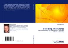 Bookcover of Unfolding Ambivalence