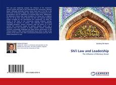 Copertina di Shi''i Law and Leadership