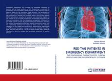RED TAG PATIENTS IN EMERGENCY DEPARTMENT的封面