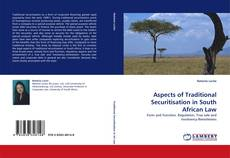Bookcover of Aspects of Traditional Securitisation in South African Law