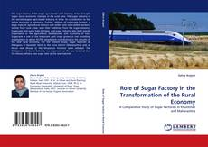 Role of Sugar Factory in the Transformation of the Rural Economy kitap kapağı