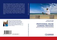 Bookcover of PROFESSIONAL ONLINE LEARNING PROCESSES