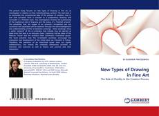 Bookcover of New Types of Drawing in Fine Art