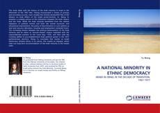 Buchcover von A NATIONAL MINORITY IN ETHNIC DEMOCRACY