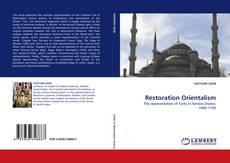 Bookcover of Restoration Orientalism