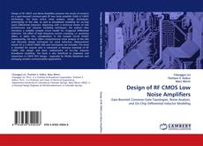 Bookcover of Design of RF CMOS Low Noise Amplifiers