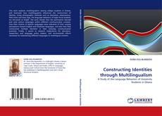 Constructing Identities through Multilingualism的封面