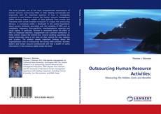 Portada del libro de Outsourcing Human Resource Activities: