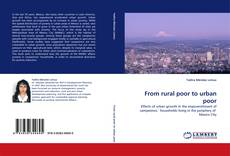 Bookcover of From rural poor to urban poor