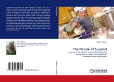 Couverture de The Nature of Support