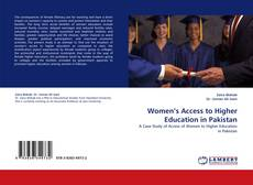 Обложка Women's Access to Higher Education in Pakistan