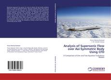 Capa do livro de Analysis of Supersonic Flow over Axi-Symmetric Body Using CFD
