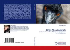 Bookcover of Ethics About Animals