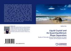 Обложка Liquid Crystal and Its Quasi-Equilibrium Phase Separation