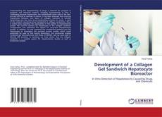 Copertina di Development of a Collagen Gel Sandwich Hepatocyte Bioreactor