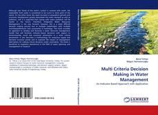 Capa do livro de Multi Criteria Decision Making in Water Management