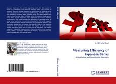 Capa do livro de Measuring Efficiency of Japanese Banks