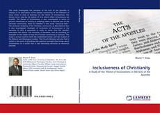 Bookcover of Inclusiveness of Christianity