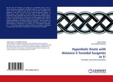 Bookcover of Hyperbolic Knots with distance-3 Toroidal Surgeries in S³
