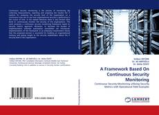 Capa do livro de A Framework Based On Continuous Security Monitoring