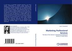 Bookcover of Marketing Professional Services