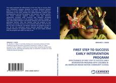 Copertina di FIRST STEP TO SUCCESS EARLY INTERVENTION PROGRAM