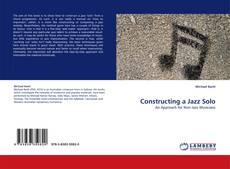 Обложка Constructing a Jazz Solo