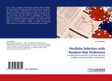 Bookcover of Portfolio Selection with Random Risk Preference