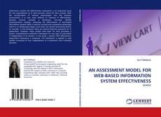 Обложка AN ASSESSMENT MODEL FOR WEB-BASED INFORMATION SYSTEM EFFECTIVENESS