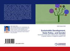 Sustainable Development, State Policy, and Gender kitap kapağı