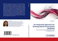 Buchcover von An Integrated Approach for Ontology Based Personalized Modeling