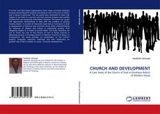 Bookcover of CHURCH AND DEVELOPMENT