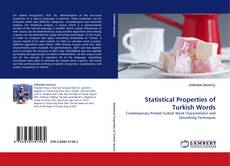 Bookcover of Statistical Properties of Turkish Words