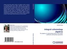 Bookcover of Integral cohomology algebras
