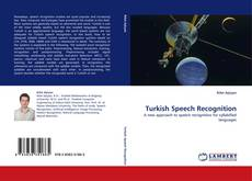 Copertina di Turkish Speech Recognition