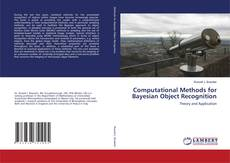 Portada del libro de Computational Methods for Bayesian Object Recognition