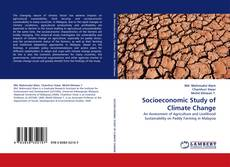 Bookcover of Socioeconomic Study of Climate Change