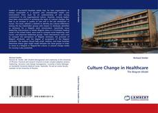 Copertina di Culture Change in Healthcare