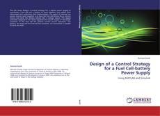 Portada del libro de Design of a Control Strategy for a Fuel Cell-battery Power Supply