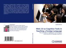 Bookcover of Web 2.0 as Cognitive Tools in Teaching a Foreign Language