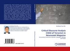 Bookcover of Critical Discourse Analysis (CDA) of Terrorism in Newsweek Magazine