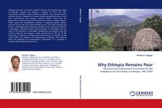 Why Ethiopia Remains Poor的封面