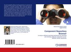Copertina di Component Repository Browser
